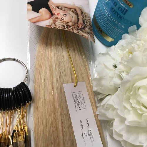 """Micro Handtied Weft 22"""" #16/613 - OUT OF STOCK"""