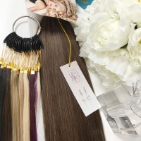"Micro Handtied Weft 18"" #4/6 -OUT OF STOCK"
