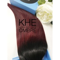 Kashmere Heads - Red Passion Ombre