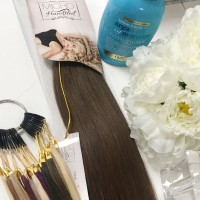 """Micro Handtied Weft 18"""" #4 - OUT OF STOCK"""