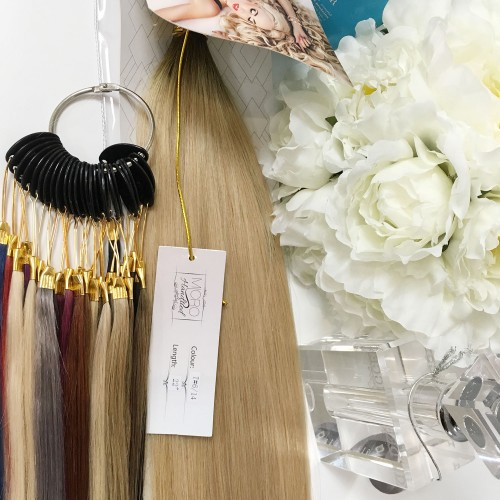 "Micro Handtied Weft 18"" #T6/14  -OUT OF STOCK"